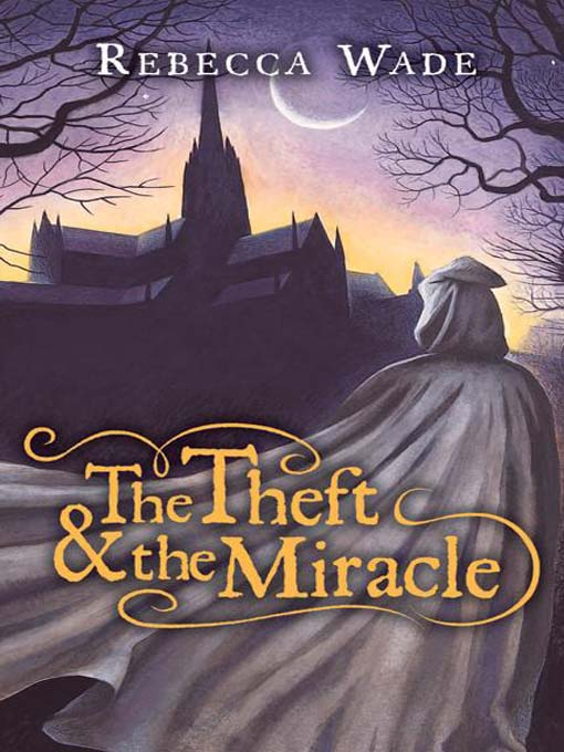 Cover of The Theft & the Miracle