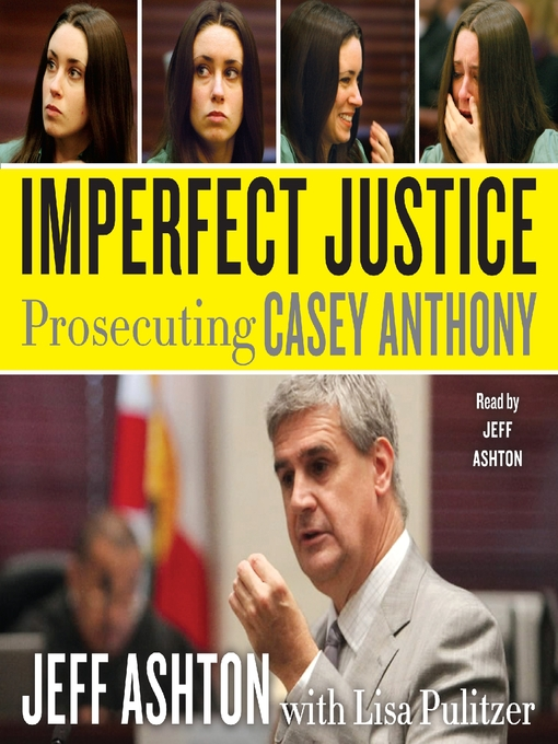Title details for Imperfect Justice by Jeff Ashton - Available