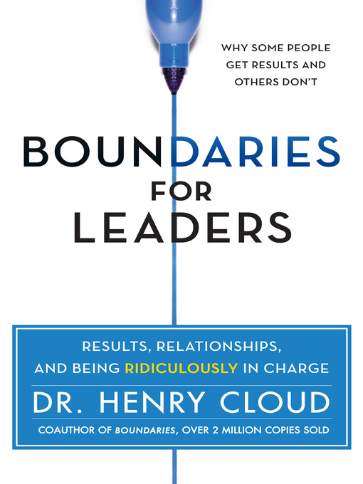 Dr henry cloud boundaries in dating chapters 10