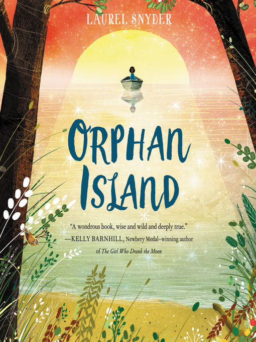 Title details for Orphan Island by Laurel Snyder - Available