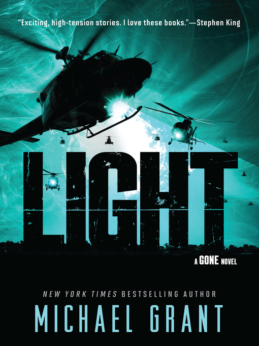 Title details for Light by Michael Grant - Available