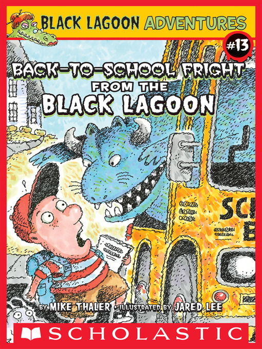 the book report from the black lagoon summary