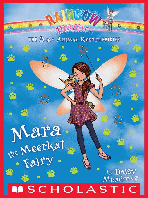 Cover image for Mara the Meerkat Fairy