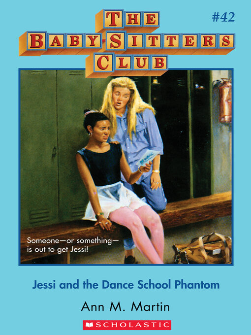 Cover image for Jessi and the Dance School Phantom