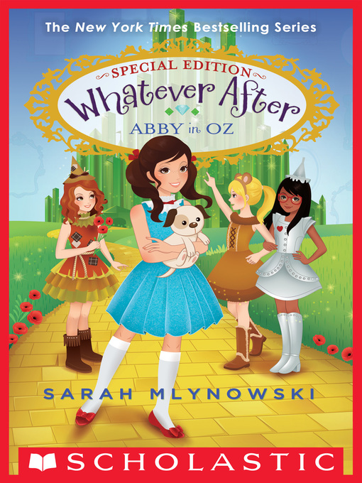 Title details for Abby in Oz by Sarah Mlynowski - Wait list