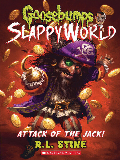 Title details for Attack of the Jack by R.L. Stine - Wait list