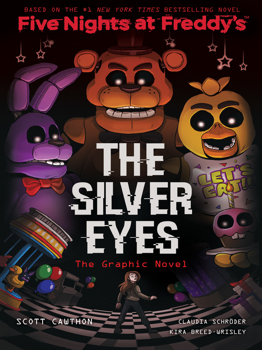 Title details for The Silver Eyes by Scott Cawthon - Available