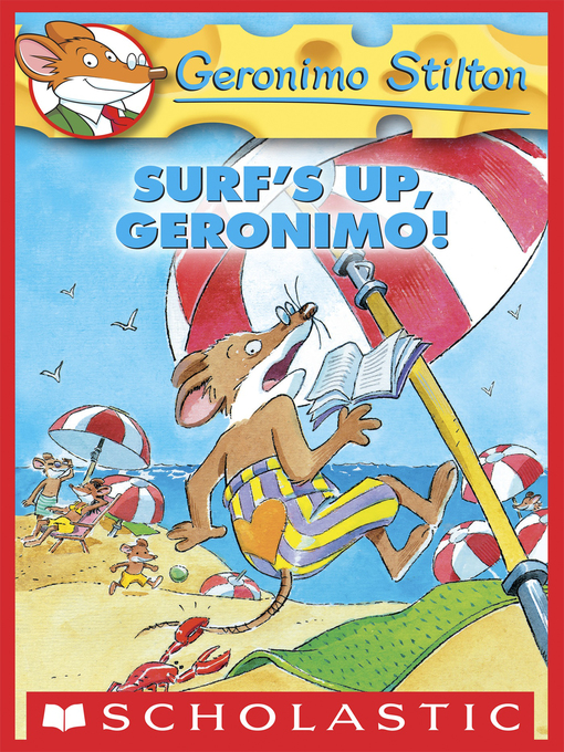 Title details for Surf's Up Geronimo! by Geronimo Stilton - Wait list