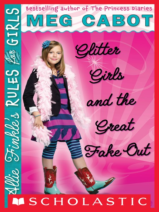 Cover of Glitter Girls and the Great Fake Out