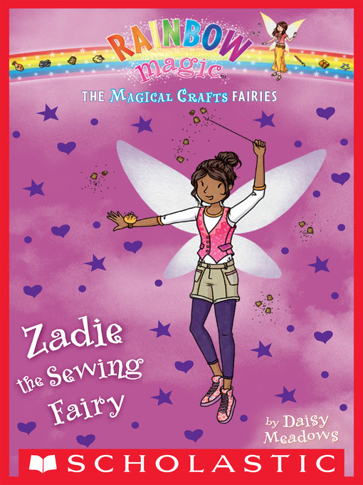 Title details for Zadie the Sewing Fairy by Daisy Meadows - Wait list