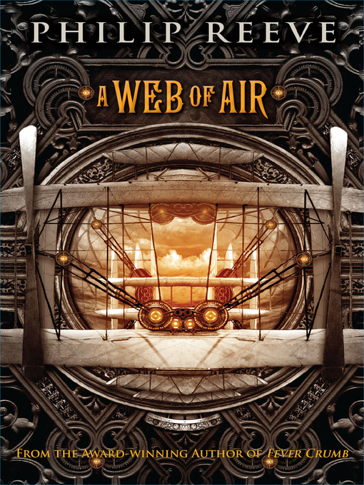 Cover of A Web of Air