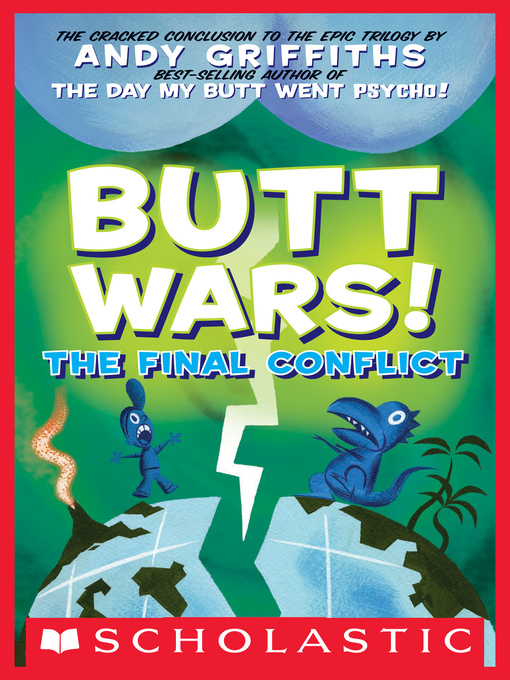 Title details for Butt Wars: The Final Conflict by Andy Griffiths - Wait list