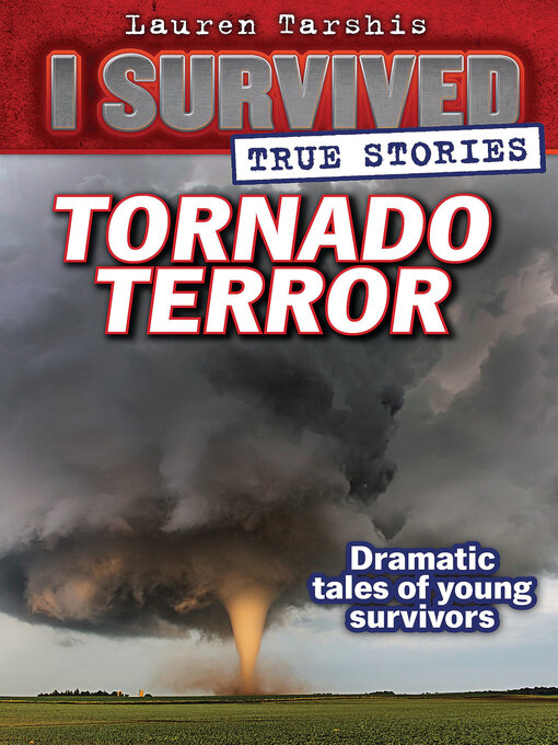 Title details for Tornado Terror by Lauren Tarshis - Available