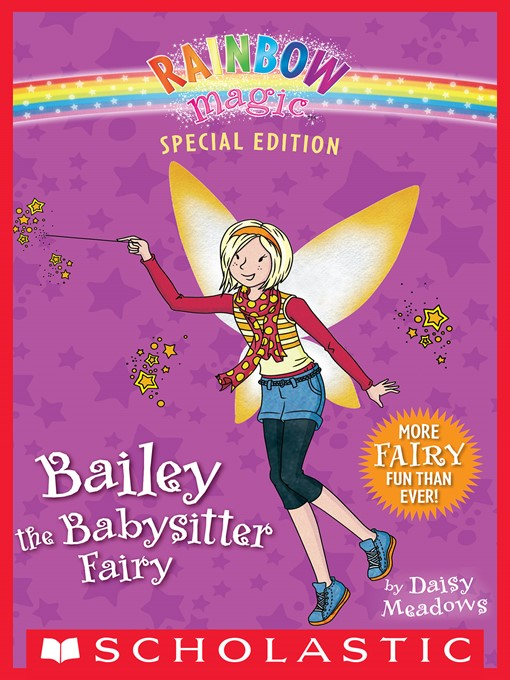 Title details for Bailey the Babysitter Fairy by Daisy Meadows - Wait list