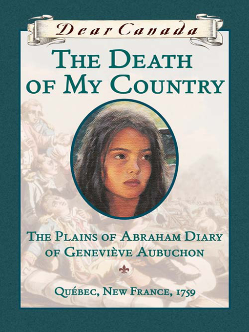 Title details for The Death of My Country by Maxine Trottier - Wait list