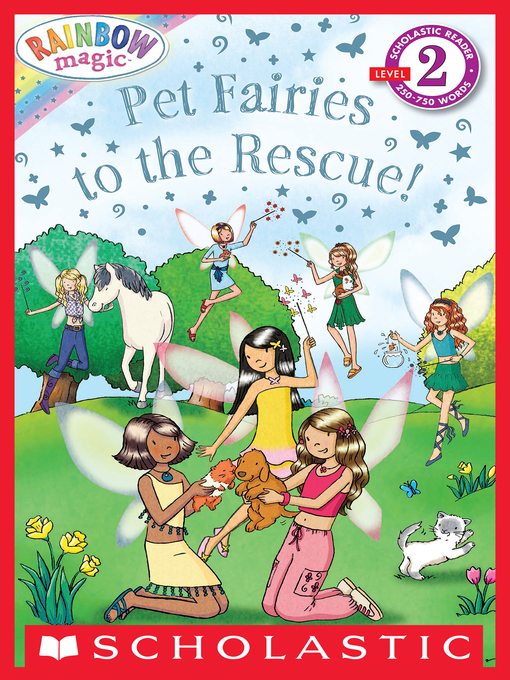 Title details for Pet Fairies to the Rescue! by Daisy Meadows - Wait list