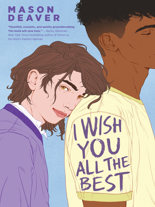 Title details for I Wish You All the Best by Mason Deaver - Available