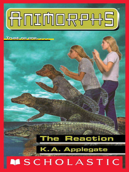 Title details for The Reaction by K.A. Applegate - Available