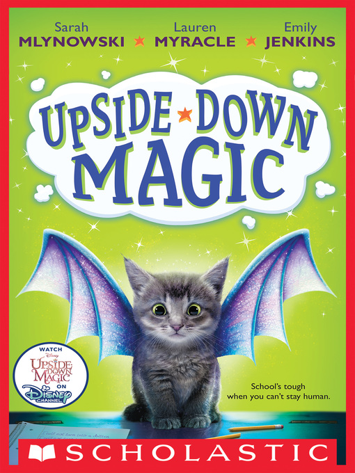 Title details for Upside-Down Magic by Emily Jenkins - Wait list