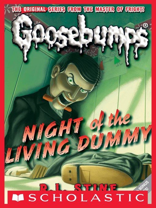 Title details for Night of the Living Dummy by R.L. Stine - Wait list