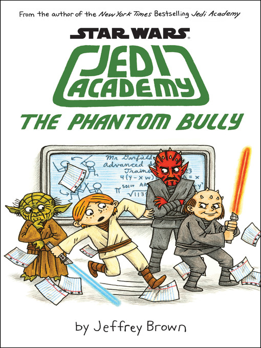 Title details for The Phantom Bully by Jeffrey Brown - Wait list
