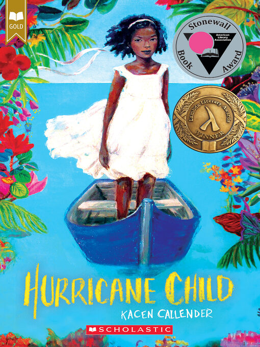 Title details for Hurricane Child by Kacen Callender - Wait list