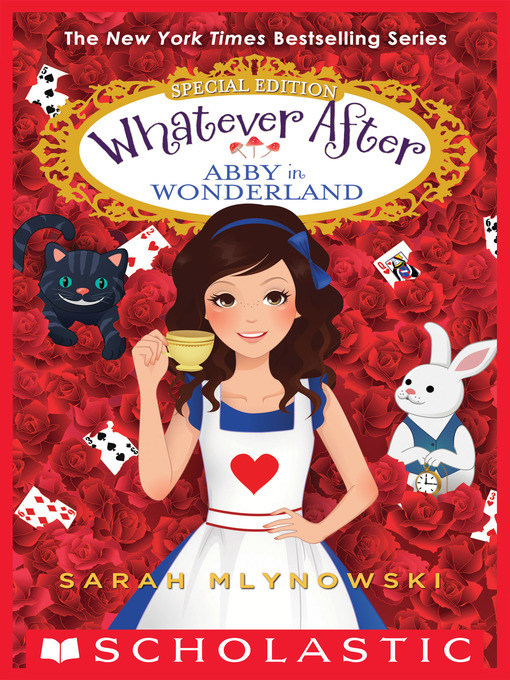 Title details for Abby in Wonderland by Sarah Mlynowski - Wait list