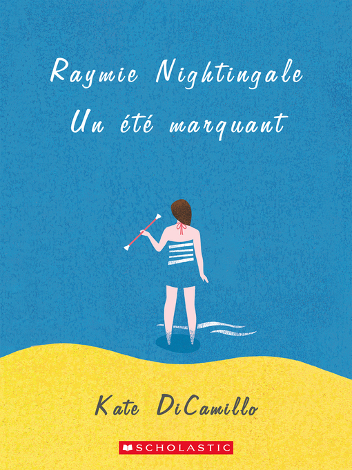Title details for Raymie Nightingale by Kate DiCamillo - Available
