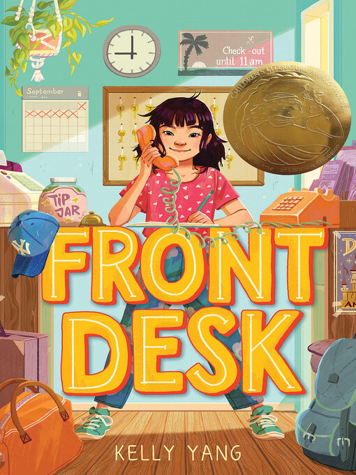 Title details for Front Desk (Scholastic Gold) by Kelly Yang - Wait list