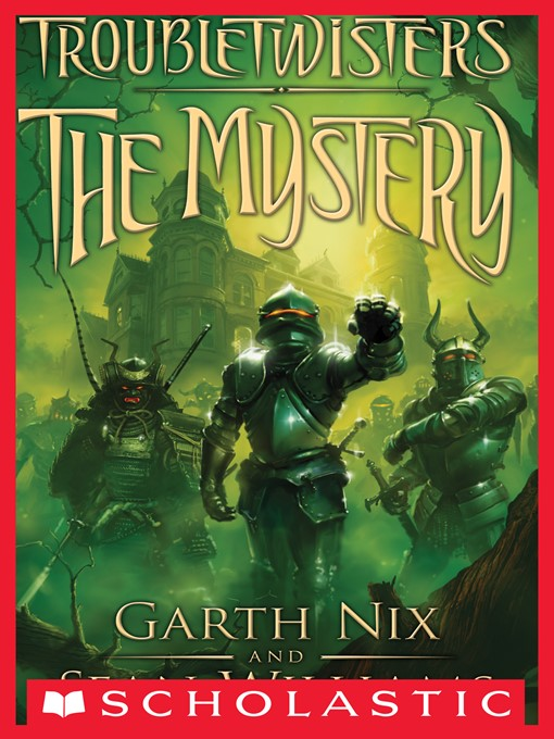 Title details for The Mystery by Garth Nix - Available