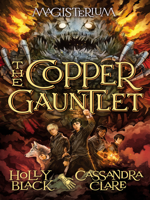 Title details for The Copper Gauntlet by Holly Black - Wait list
