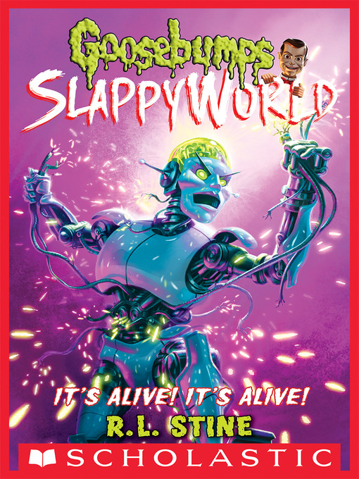 Title details for It's Alive! It's Alive! by R. L. Stine - Wait list