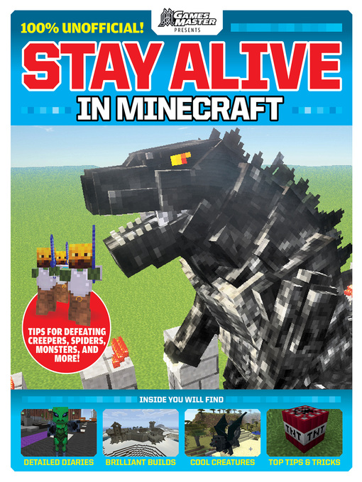 Title details for Stay Alive in Minecraft! by Future Publishing - Wait list
