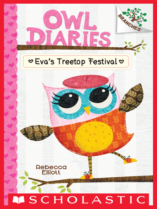 Title details for Eva's Treetop Festival by Rebecca Elliott - Wait list
