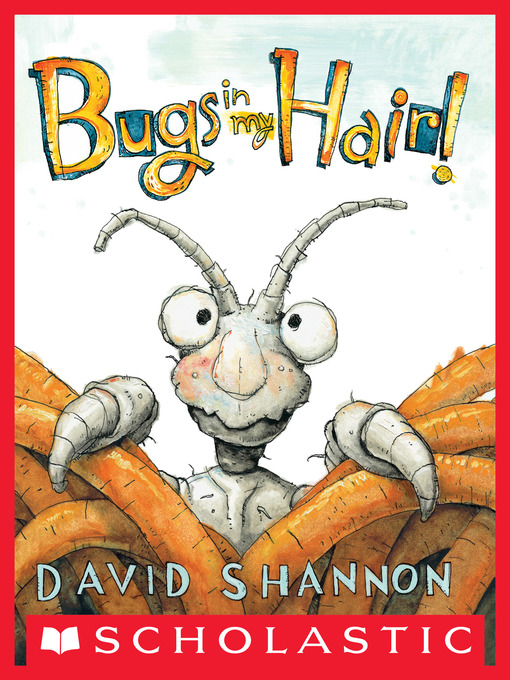 Cover of Bugs in My Hair!