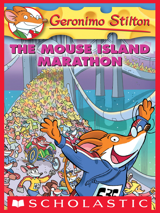 Cover of The Mouse Island Marathon