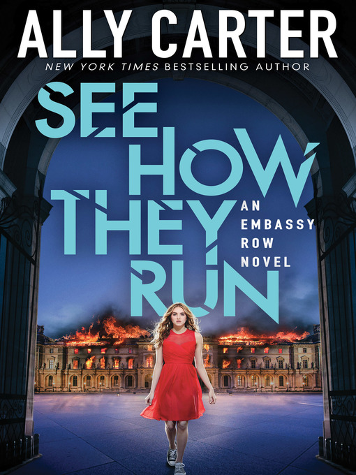 Title details for See How They Run by Ally Carter - Wait list
