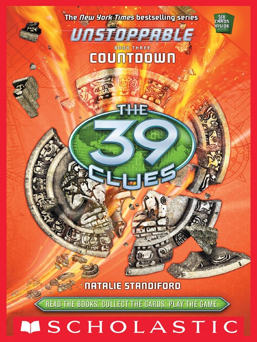 Title details for Countdown by Natalie Standiford - Wait list