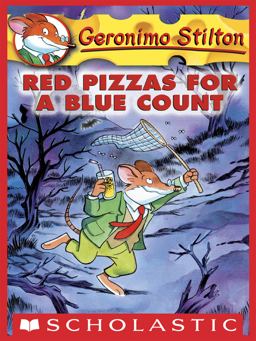 Cover of Red Pizzas for a Blue Count