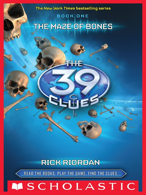 Title details for The Maze of Bones by Rick Riordan - Wait list