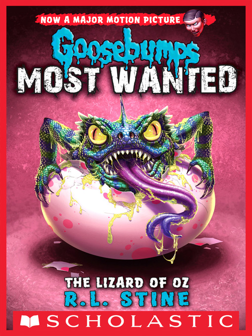 Title details for Lizard of Oz by R.L. Stine - Available