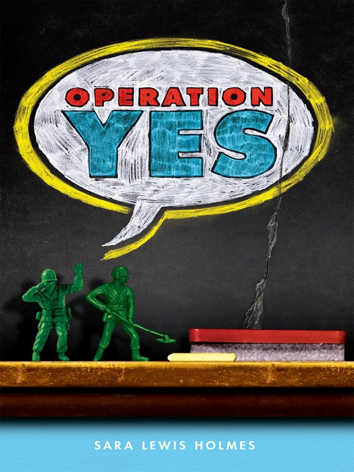 Cover of Operation Yes
