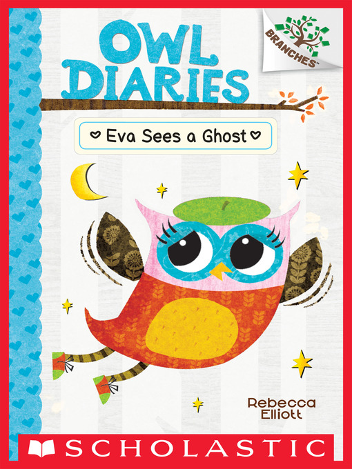 Title details for Eva Sees a Ghost by Rebecca Elliott - Available