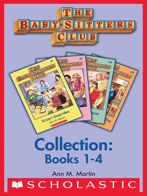 Title details for Baby-Sitters Club Collection by Ann M. Martin - Wait list