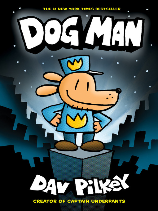 Cover of Dog Man