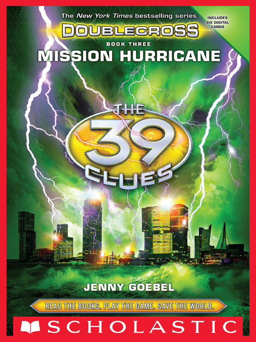 Title details for Mission Hurricane by Jenny Goebel - Wait list