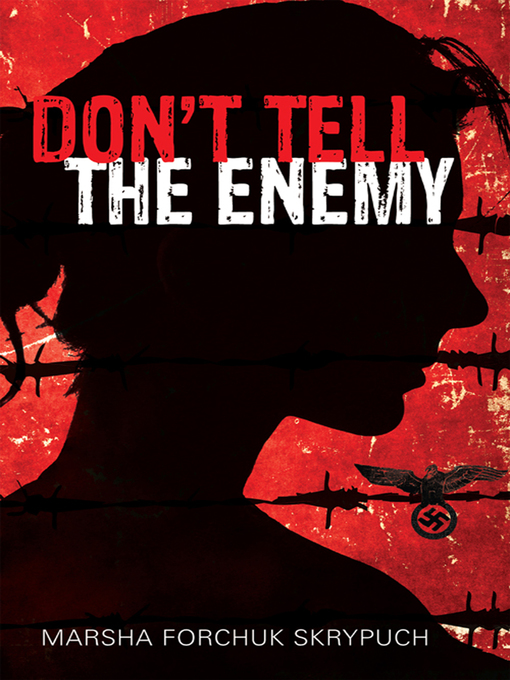 Cover of Don't Tell the Enemy