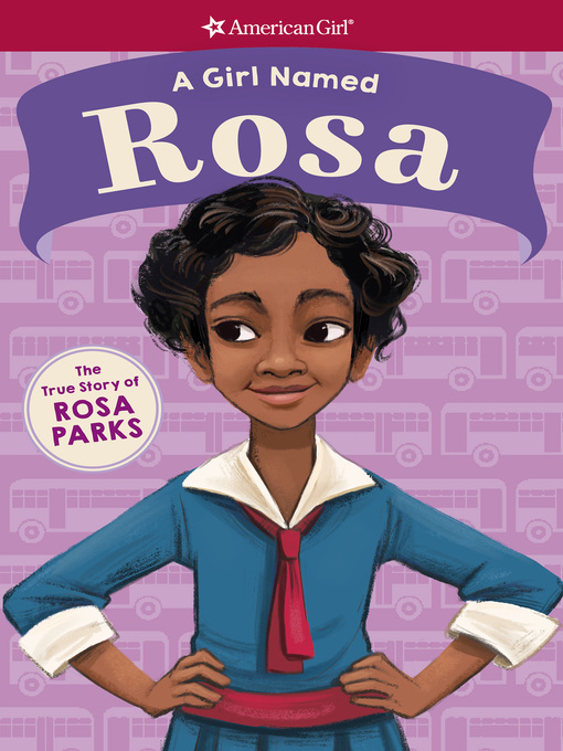 Title details for A Girl Named Rosa by Denise Lewis Patrick - Available