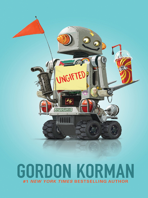 Title details for Ungifted by Gordon Korman - Wait list