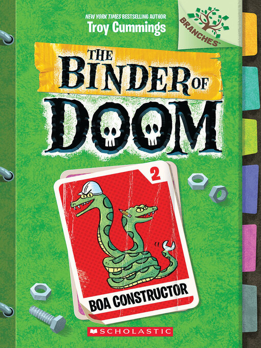 Title details for Boa Constructor by Troy Cummings - Wait list